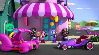Mickey: Aventuras sobre ruedas | Intro (Tema de entrada) | Español Latinoamericano