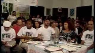 Samba da Vela - Fé em Deus - Participação Diogo Nogueira (28/04/08)