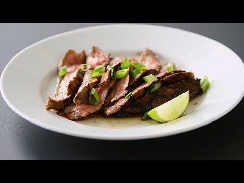 Avoiding Tough and Chewy Flank Steak- Kitchen Conundrums with Thomas Joseph
