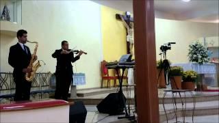 Oração pela familia Sax - Jader Leandro saxofonista