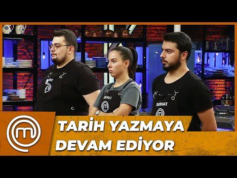 Elemeden Kurtulan İsim Belli Oldu | MasterChef Türkiye 113. Bölüm