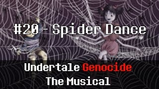 Undertale Genocide: The Musical - Spider Dance