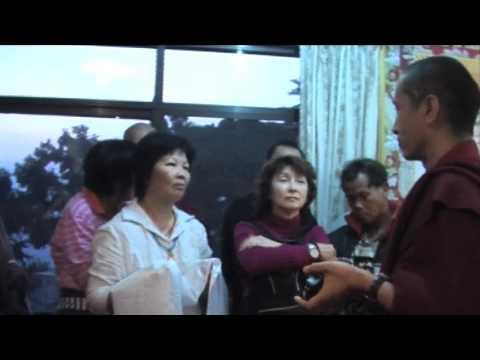 LDC Pilgrimage in Nepal wt Geshe Zopa (2009)-02/12.mov