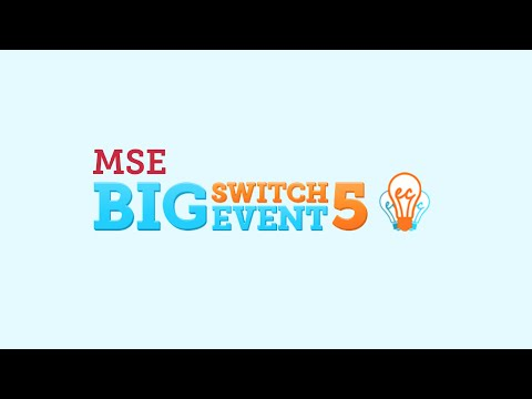 The Big MSE Switch Event 5: Martin Lewis explains
