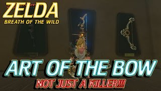Zelda Breath of the Wild - Bow and Arrow 3 other uses
