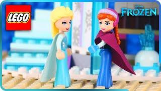 ♥ LEGO Disney Frozen Elsa & Anna in Episode -  Spring Snowmelt (Episode 2)