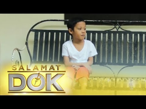 Salamat Dok: Gerald Pacla's condition prevents him from actively playing with other kids