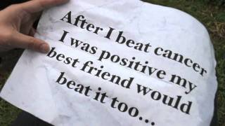 """""""Hold On"""" Cancer Outreach Video (Lyrics and Music by Dominic Camany)"""