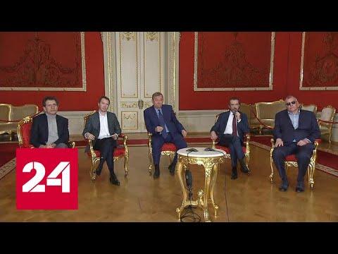 Владимир Путин пообещал дополнительную поддержку деятелям отечественной культуры