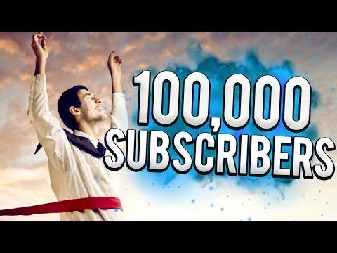 شكرا 100# ألف مشترك حركة إخفاء الكرت