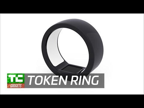 Token's ring uses biometrics to unlock your everyday tech