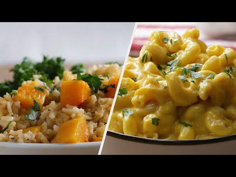 Easy Homemade Vegan Dinner Recipes