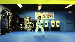 Coaching Tips: Juan Miguel Moreno - Taekwondo Fast Kick