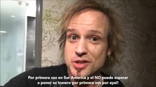 Toby de Avantasia - Saludos Costa Rica
