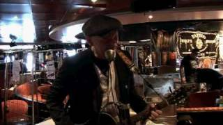 J.TEX solo and live on the tattooboat 2009