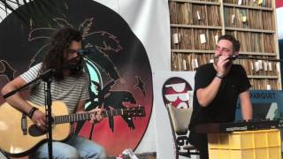 Micro Wars (incomplete) LIVE ACOUSTIC - Kingswood @ Record Paradise 2017-03-05