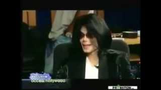 Michael Jackson talking about Justin Timberlake