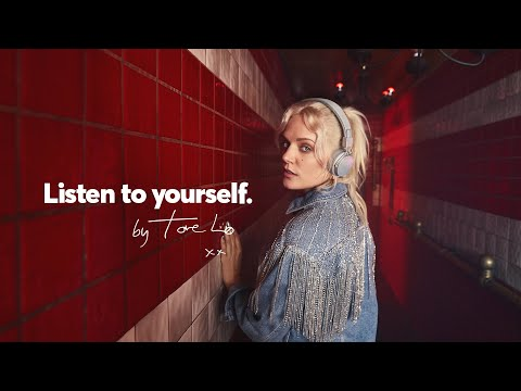 Urbanears - Listen to yourself by Tove Lo