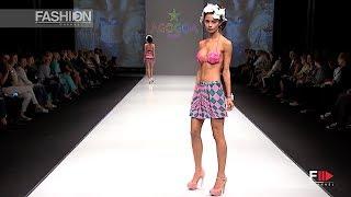 AGOGOA - BLUE LIGHT INTIMODA Spring 2015 CP Moscow - Fashion Channel