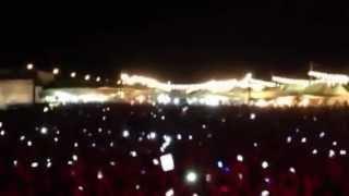 Mickael Carreira - Não Te Vás - Live Cuba