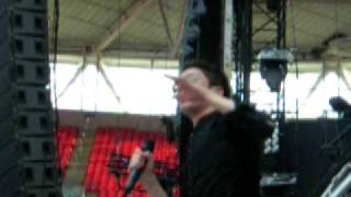 Gary Go - Wonderful - 4th july 09 Take That The Circus Tour