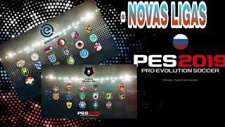 PES 2019: MAIS DUAS LIGA CONFIRMADAS!!!!!