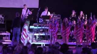 James Brown - Living In America (PJG Bigband - Livin' In America 2014)