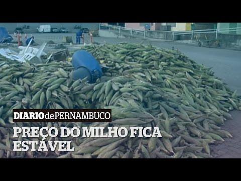A m�o do milho varia entre R e R em Pernambuco