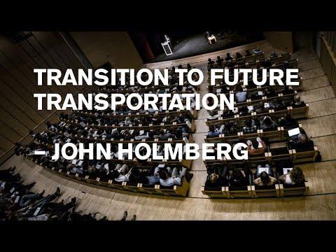John Holmberg: Sustainability driven transitions