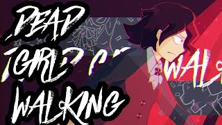 DEAD GIRL WALKING (reprise) || Heathers Speedpaint