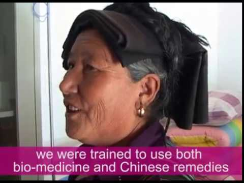 Health care in China, an FP7-People project photo