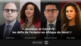 Policy Center for the New South : La sortie de crise se fera inévitablement avec les jeunes