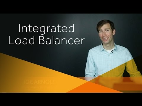SwiftStack Integrated Load Balancer