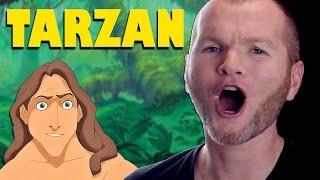 TARZAN  / Guto Horn Cover