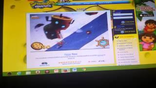 Spongebob squarepants pizza toss (singing fail)