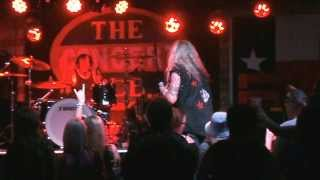 Ted Poley (Danger Danger) - Bang Bang 8/8/2013 Live in Houston @Concert Pub North