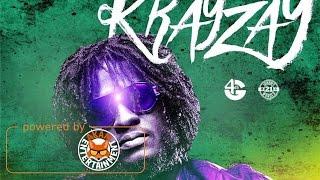 Aidonia - Krazay (Raw) [Krazay  Riddim] April 2017