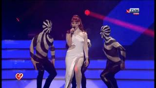 MESC 2014 Final - Jessika - Hypnotica