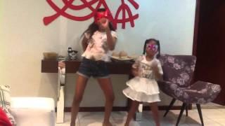 Metralhadora dança do carnaval