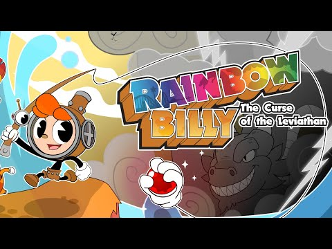 Rainbow Billy: The Curse of the Leviathan Announcement Trailer
