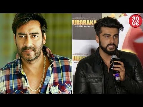 Ajay Lends Free Voice Over For 'Poster Boys' | Arjun Doesn't Want Sonam To Meet His Girlfriend
