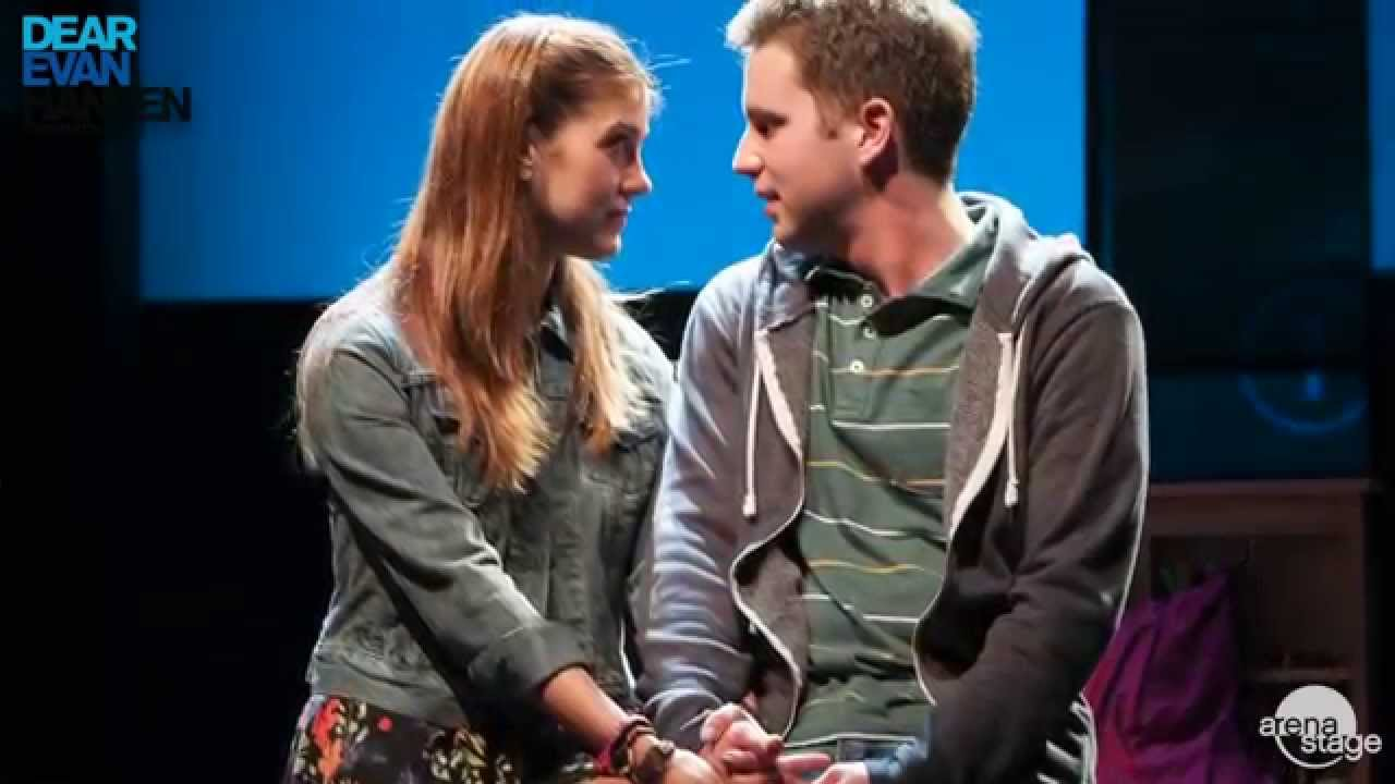 Dear Evan Hansen Broadways Near Me Coast To Coast Boston