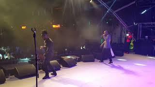 Busy Signal & Mr. Diamond live performance in Trinidad