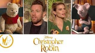 Christopher Robin: Sit Down With the Stars feat. Matthew Hoffman — Regal Cinemas [HD]