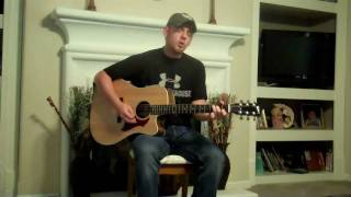 Lynyrd Skynyrd - Simple Man Acoustic Cover [Brandon Roberts]