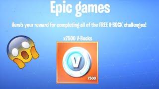 The V Bucks How To Get Free V Bucks 2019 Working 100 - Mark