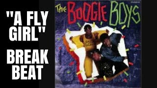 "THE BOOGIE BOYS ""A FLY GIRL"" BREAK BEAT 