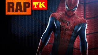 Rap do Homem-Aranha // Nunca desistir // TK RAPS