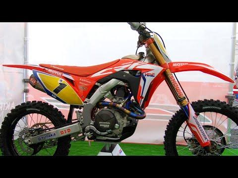Honda HRC Works Bikes | TransWorld Motocross