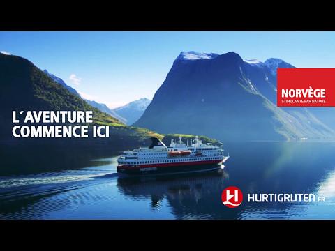 Découvrez une Norvège belle et sauvage, avec Hurtigruten